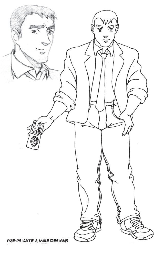 Early PS Mike design