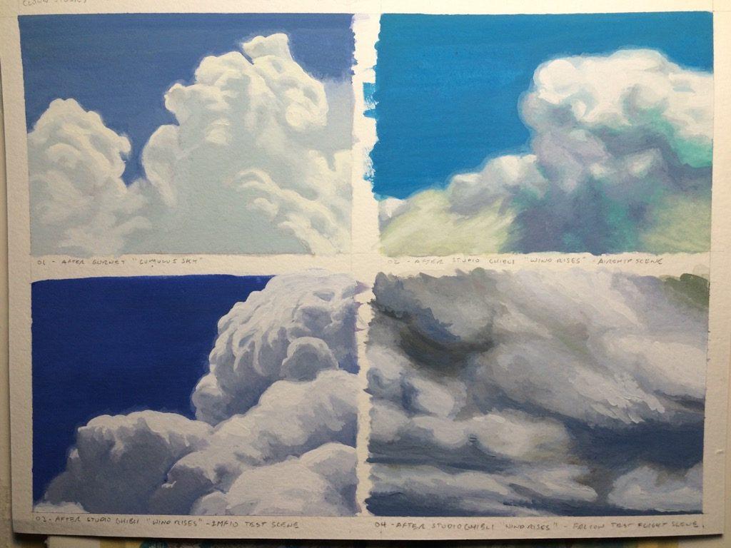 Cloud Studies 01