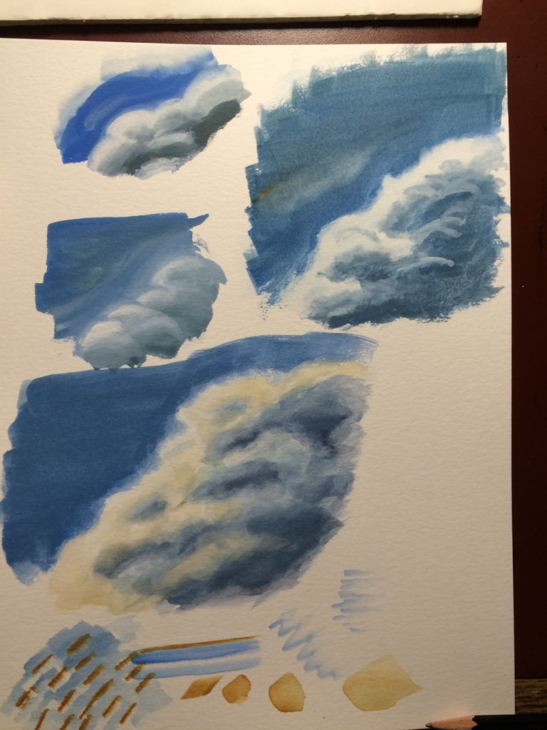 More Cloud Studies