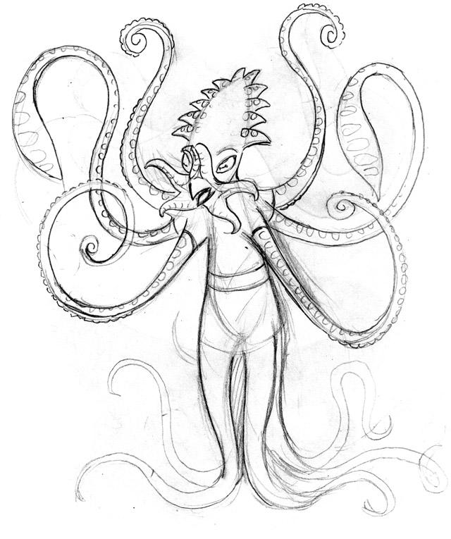 Squid design