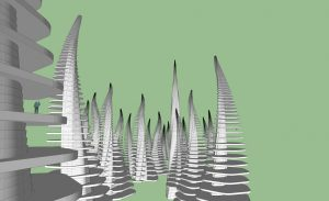 Sketchup City Design